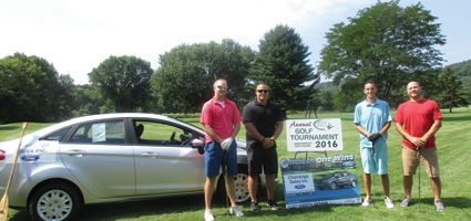 Greene Bowlodrome's sixth annual Charity Golf Tournament