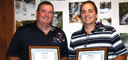 NCSD Teacher & Employee of the year