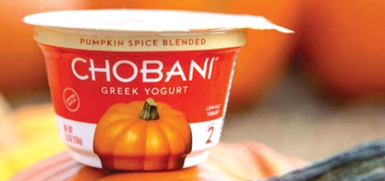 Chobani to debut food truck at Saturdays in the Park: Harvest Series