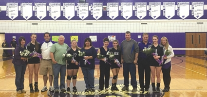 Windsor spoils senior night after early Norwich lead