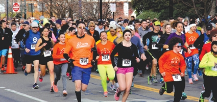 The 35th annual Turkey Trot is ready to take Norwich by storm