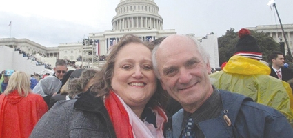 Local Couple Describes Their Experience At Trump's Inauguration