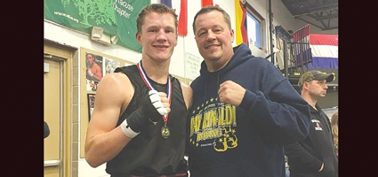Oxford's Jon Heggie continues to climb; reaches 10-0 record