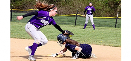 Norwich softball  concludes winless season