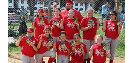 Norwich Oxford Little League brings home two championships