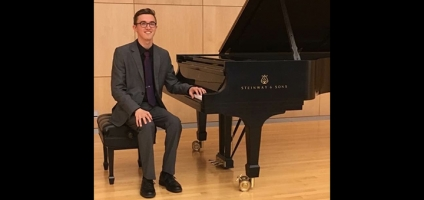 Jason Handy to perform piano recital this Saturday