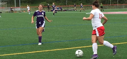 Girls Soccer Kicks Into Action Tuesday