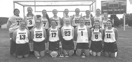 Sidney Warriors Win 35th Annual S-E Field Hockey Tournament