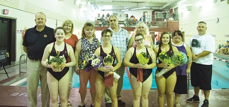 S-E Swimming And Diving Topped By Whitesboro In Close Meet