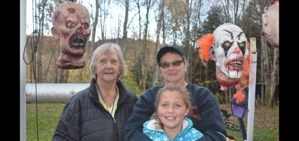 Rogers Haunted Hill To Bring Fright And Delight This Weekend