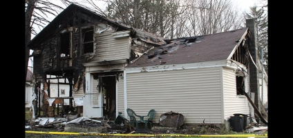 Early Morning House Fire Claims Life Of Plymouth Fire Chief