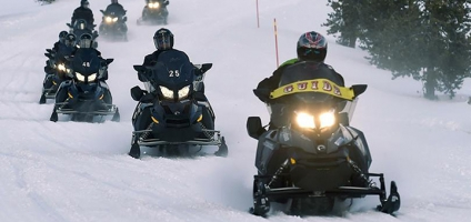 Snowmobilers Bring A Flurry Of Business To Upstate NY