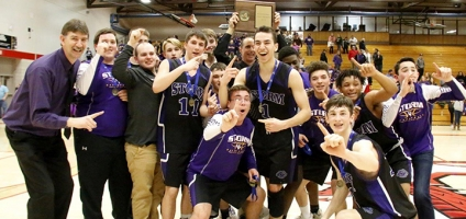 Clock doesn't strike midnight on Cinderella Story Storm; UV wins first sectional title in program history