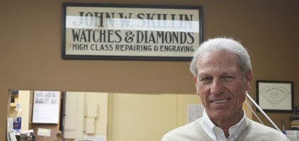 Owner of Skillin's Jewelers to retire; store closing before Mother's Day