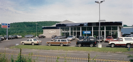 the evening sun cooperstown 39 s smith ford changes ownership. Black Bedroom Furniture Sets. Home Design Ideas