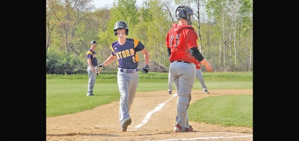 Storm Passes Through Oxford Blackhawks, 16-4