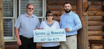 Grand opening for Savurn Memorials slated for Wednesday