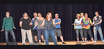 "Norwich Theater Company presents ""A Toast to Broadway"""