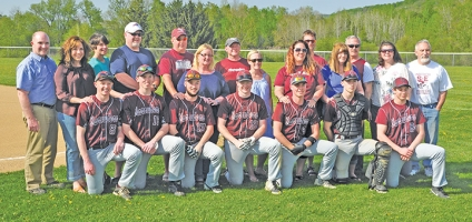 Marauders baseball lose a tough seven inning bout with Canastota