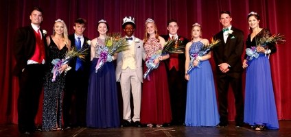 2018 Norwich High School Prom Court