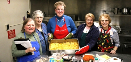 Norwich Community Soup Kitchen looks ahead to eighth year of serving free meals