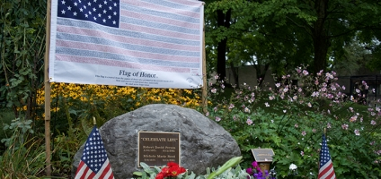 Norwich remembers its 9/11 victims