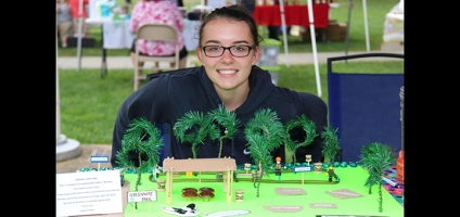 Norwich teen sets sights on creating dog park in Norwich