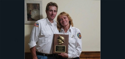 Chenango County Officials Name A Firefighter Of The Year