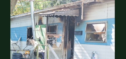 Fire In Norwich Leaves Trailer Uninhabitable, Cause Under Investigation