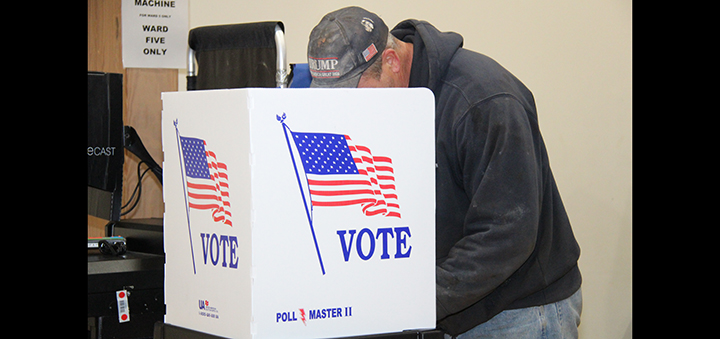 Complete election results for Chenango County