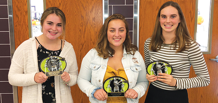 NHS Tennis end of season awards