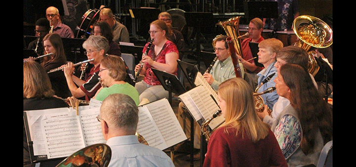 Steve Craig joins Mid-York Concert Band for holiday concert