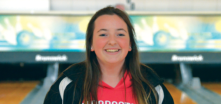 Blackhawks bowling splits with Deposit as girls sweep; S-E girls remain undefeated