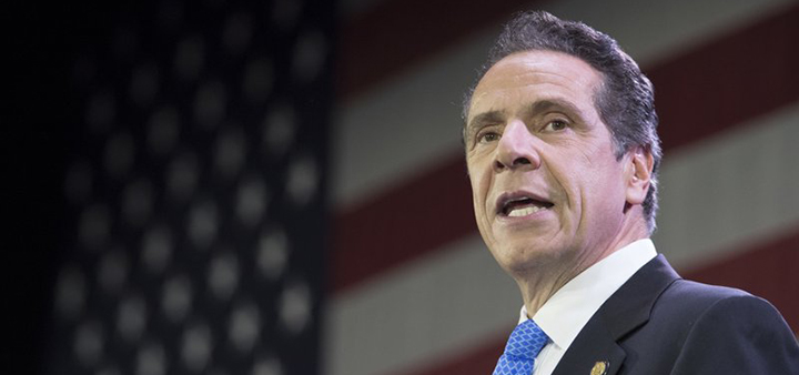 NY governor's agenda includes recreational pot within first 100 days