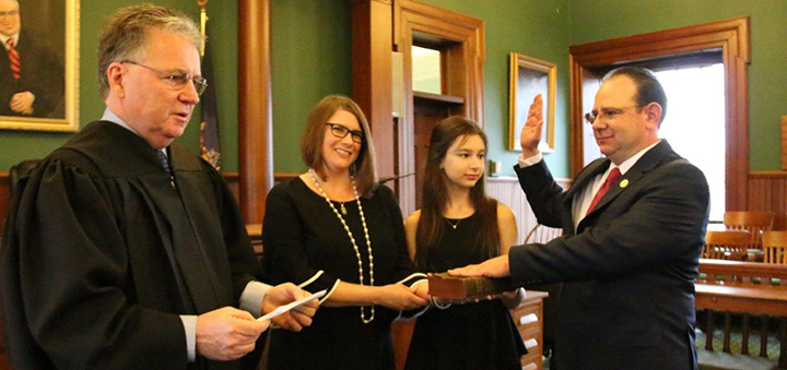 Chenango County Swears In District Attorney