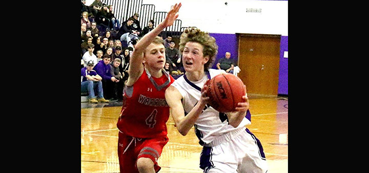 Purple Tornado momentum too much for Warriors in STAC divisional win