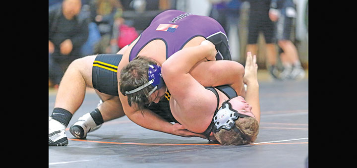 Norwich and BGAH downed by higher seeds in semifinals at Section IV Dual Championships