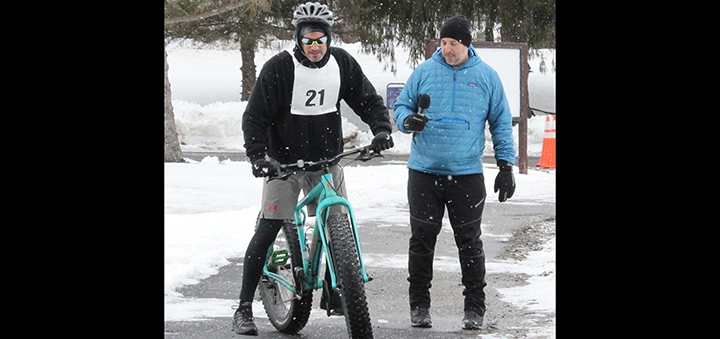 Trail conditions and community support make Fatnango Fat Bike Extravaganza a success