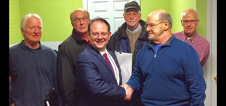 Chenango Republicans Endorse Ferrarese For DA