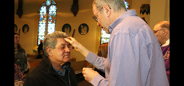 Ash Wednesday, Beginning Of Lent