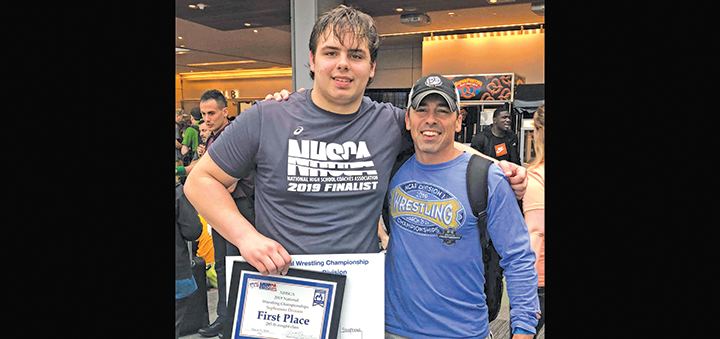 Unseeded Rice claims 285-pound National Championship
