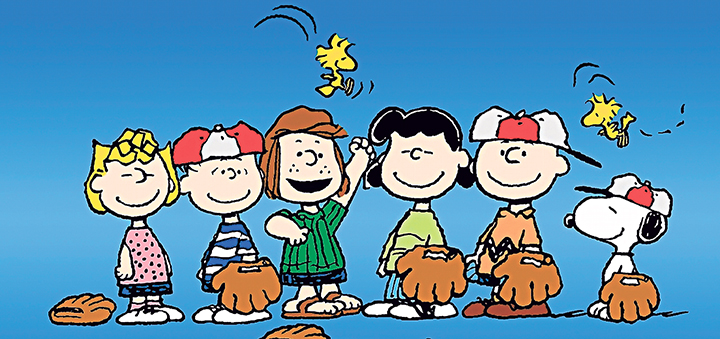 "Auditions for ""You're A Good Man Charlie Brown"" on Saturday and Monday"