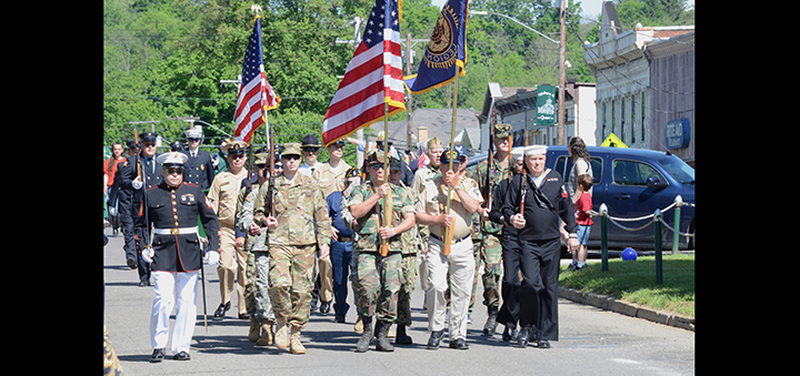Greene Memorial Day Celebration