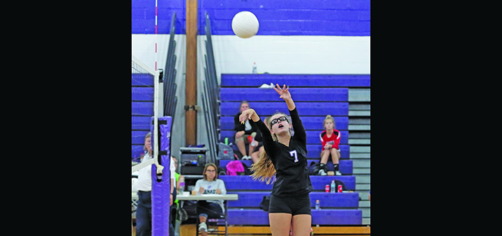 Bobcats volleyball swats away Hornets to sweep match