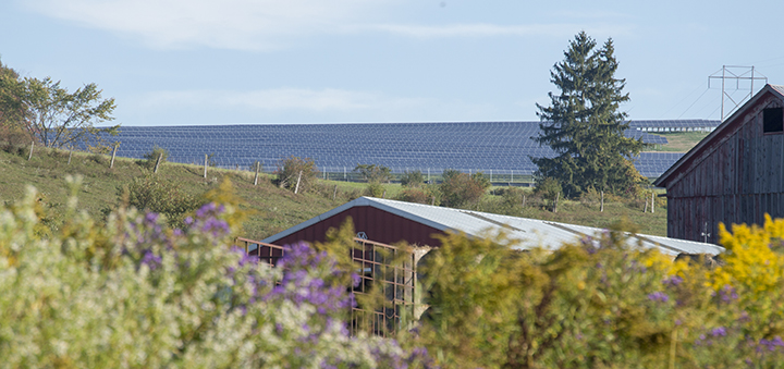 Solar Farm Company Hosting Opening Event