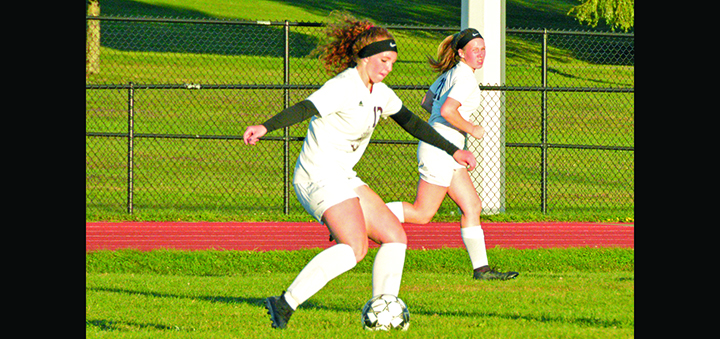 Marauders' Cole records 20th goal of season in S-E tie with Wildcats