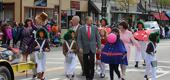 Monster March: Halloween Parade set to take over Broad Street Saturday