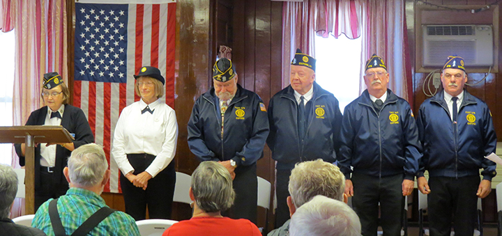 Oxford American Legion to hold Veterans Day Observance