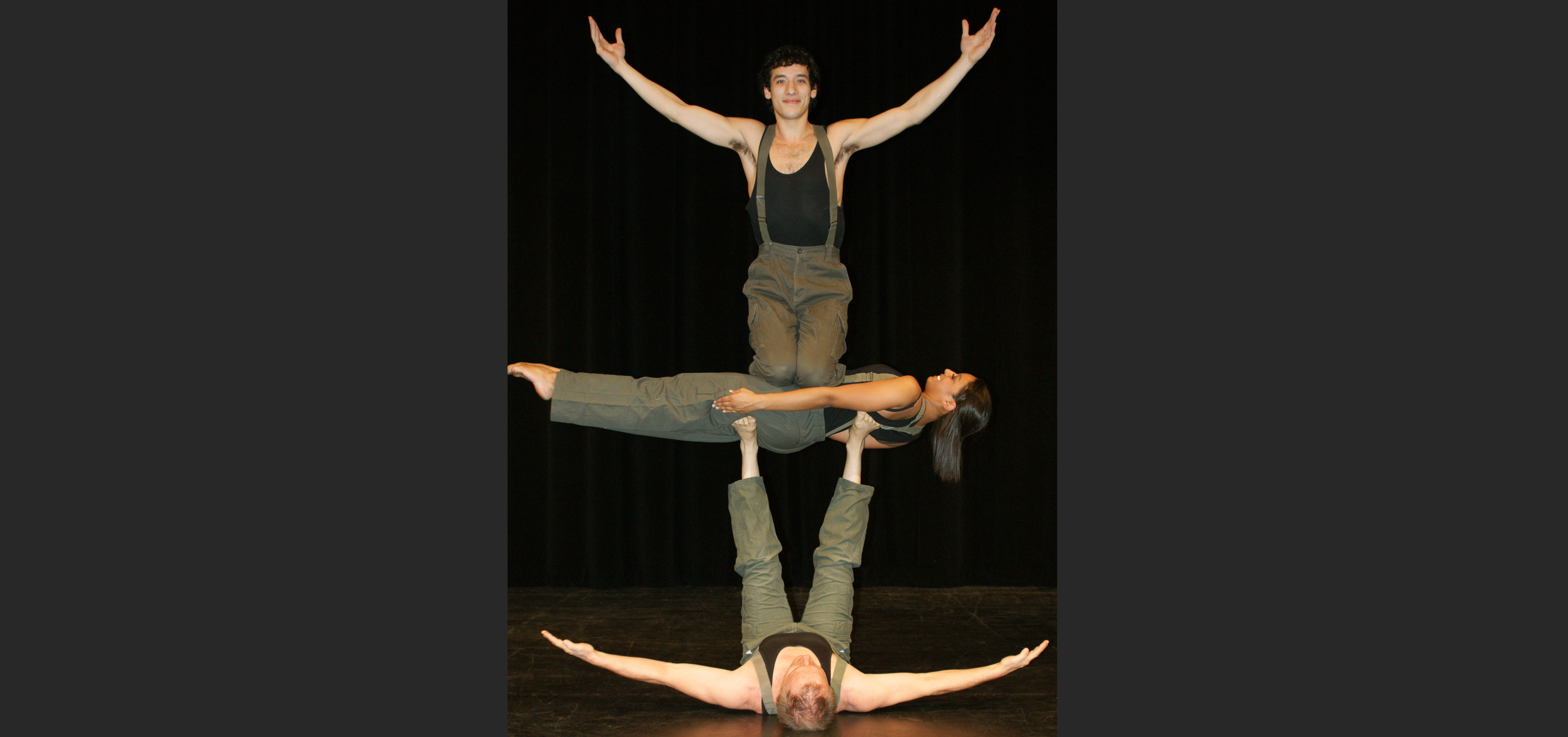 Daring Acrobatics Show Comes To Norwich