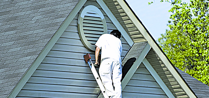 Painting your home this summer could pay off with the Paint Rebate program